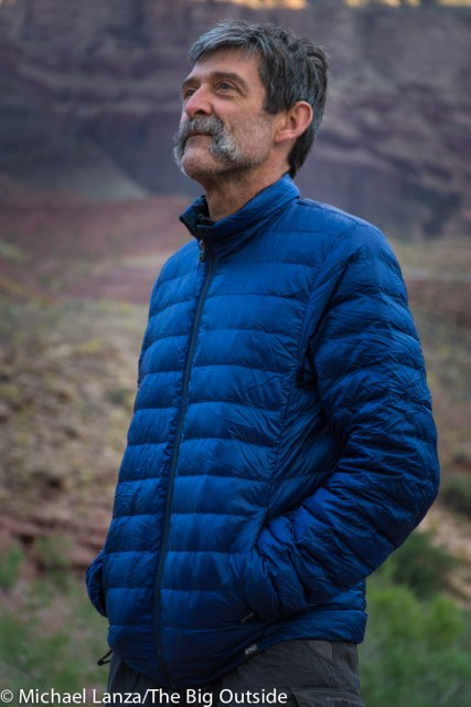 The REI 650 Down Jacket.