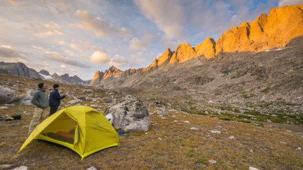 The 7 Best Backpacking Tents of 2020