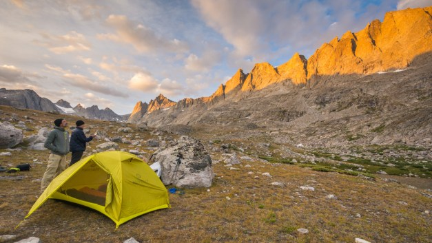 The 8 (Very) Best Backpacking Tents of 2020