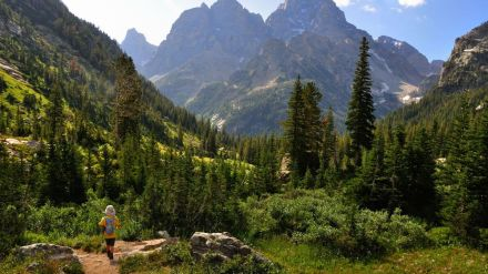 The Best Short Backpacking Trip in Grand Teton National Park