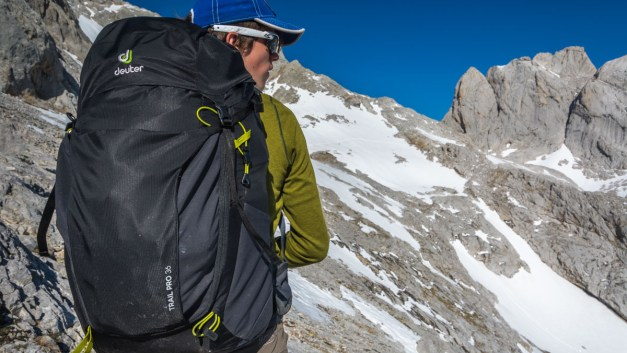Review: Deuter Trail Pro 36 and Trail Pro 34 SL Daypacks