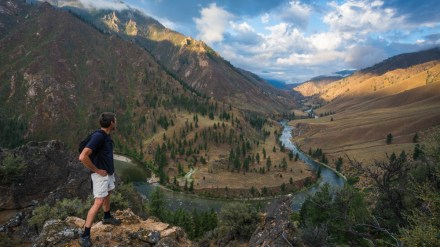 America's Newest Long Trail: The Idaho Wilderness Trail