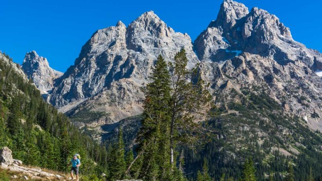 Photo Gallery: Backpacking the Teton Crest Trail