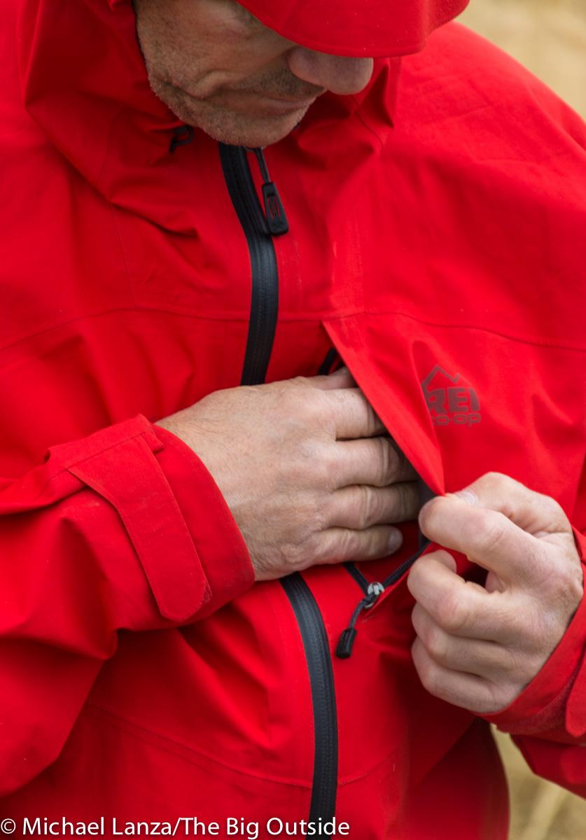 The REI Drypoint GTX Jacket.