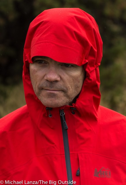 The REI XeroDry GTX Jacket.