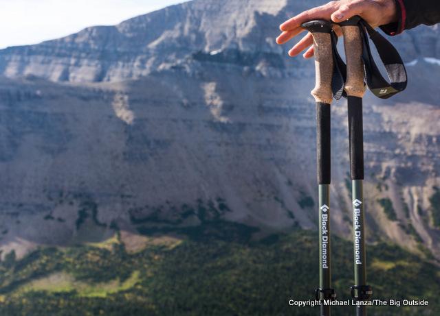 Review: Black Diamond Alpine Carbon Cork Trekking Poles