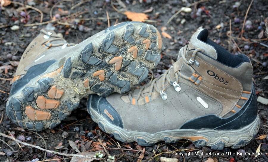 Oboz Bridger Mid Waterproof boots