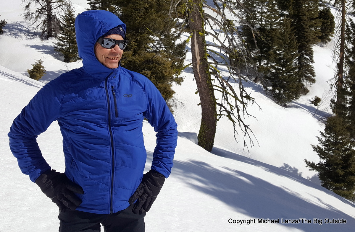 Review: Outdoor Research Refuge Air Hooded Jacket