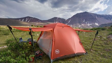 Review: Big Agnes Copper Spur HV UL2 Backpacking Tent