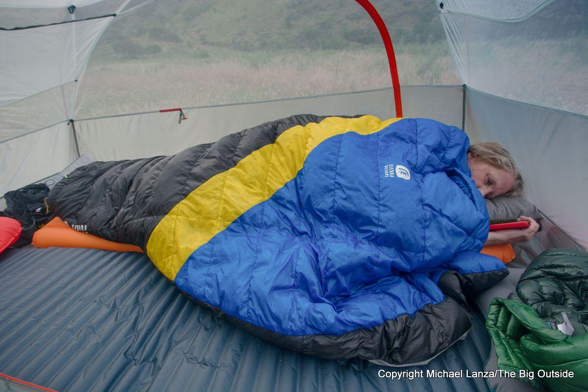 Review: Sierra Designs Nitro Ultralight Backpacking Quilt