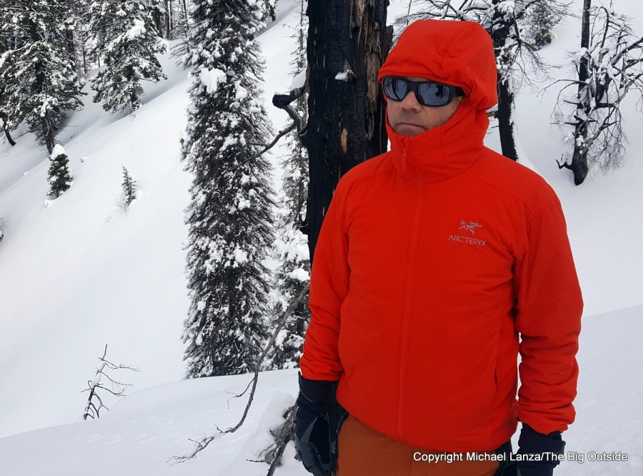 The Arc'teryx Atom LT Hoody.