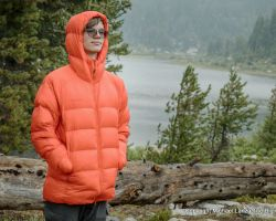 Review: Mammut Meron IN Hooded Down Jacket