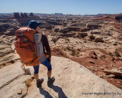 Farther Than It Looks—Backpacking the Canyonlands Maze