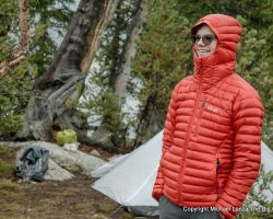 Review: Rab Microlight Alpine Down Jacket
