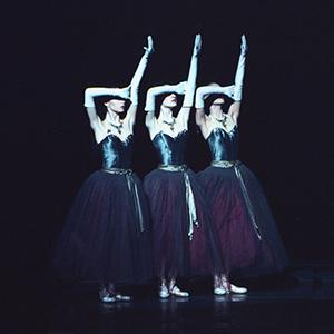 La Valse/Ravel and Balanchine