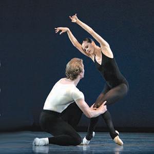 Stravinsky Violin Concerto/Choreography by Balanchine