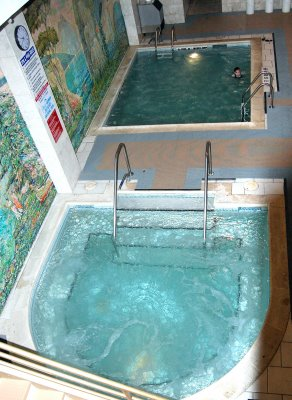Banya Russian Steam Baths