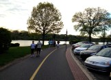 Around the bend comes the Schuylkill