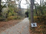 Marker for 8th mile