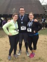 We did it! 13.1 miles in the books!