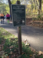 so long,runners! into the woods