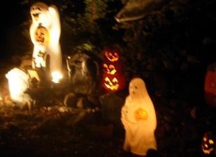 Ghosts Outdoor Decorations Halloween