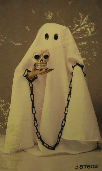 Ghost (Original Telco Stock Image 1986/1987)