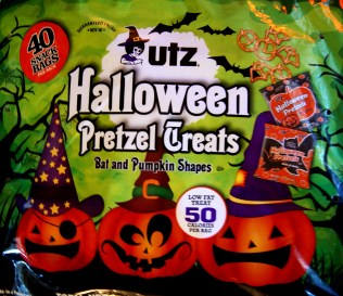 Utz Halloween Pretzel Treats