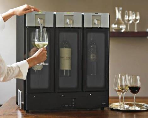 Dispenser de Vino