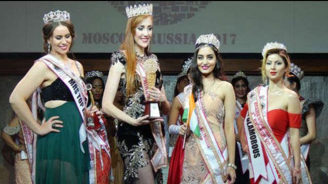 Dr. Neha Gupta, !st Runner Up in Global event   The Bihar news