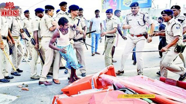 Ruckus at Didarganj Toll Plaza | The Bihar News