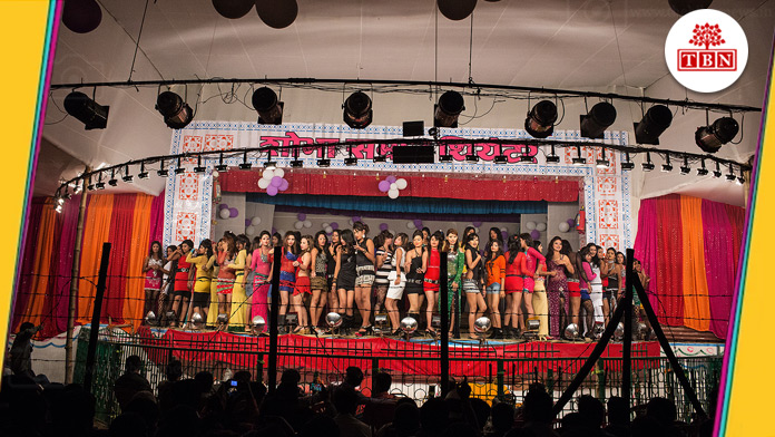The world famous Sonpur Mela is now known for Theaters & Dance | The Bihar News