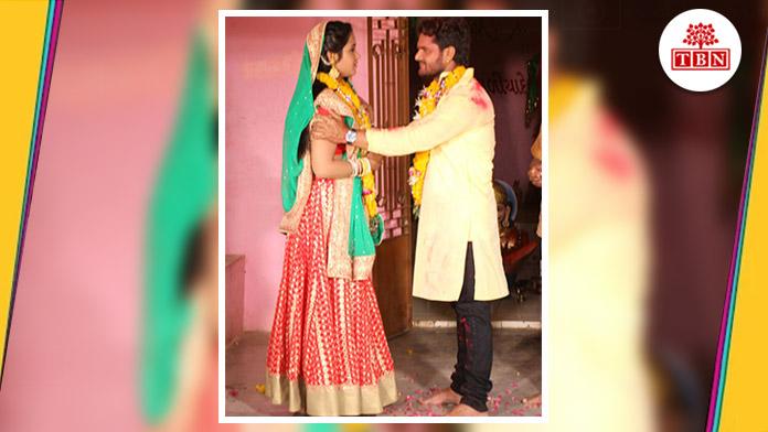 Khesarilal-Yadav-married-Kajal-Raghavani-the-bihar-news