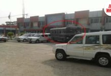 attack on prisoners van by Bomb in Beur jail-The-Bihar-News