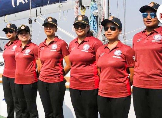 indian-navy-women-win-world-the-bihar-news-tbn-patna-bihar-hindi-news