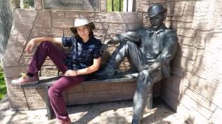 Chessie and The Sundance Kid.