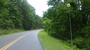 The Blue Ridge Parkway, still beautiful.
