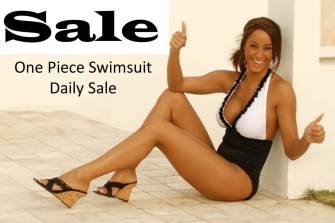 One Piece Swimsuit Sale Swimwear Sale