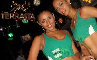 Spring Break in Cancun Terrasta Bar