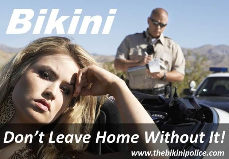The Bikini Police