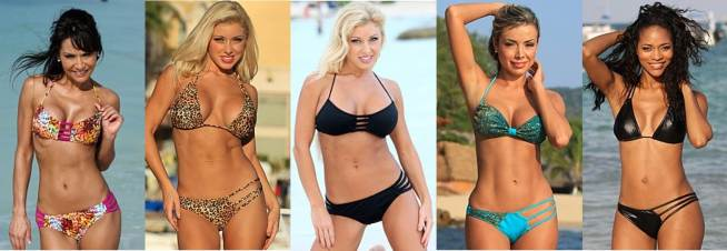 Bikinis With Straps The Most Popular Swimwear This Summer