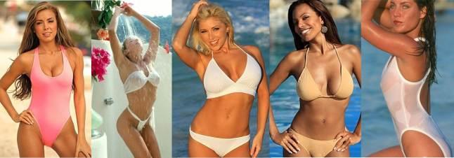 The Most Popular Swimwear This Summer sheer swimwear