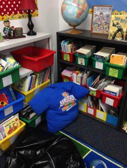 Classroom library Doerr