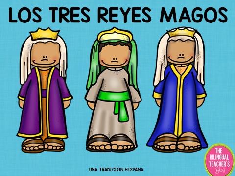 Los Tres Reyes Magoscoverpage