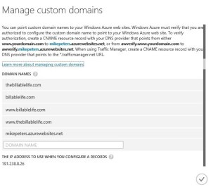 customdomains