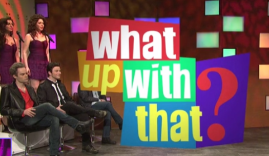 """""""What Up with That?"""" from Saturday Night Live"""