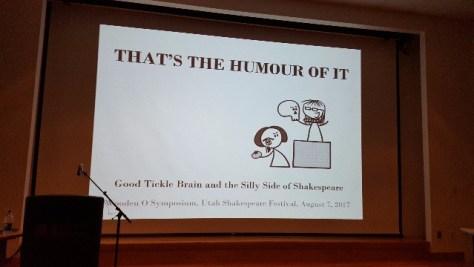 Report from Utah: Wooden O Symposium at Utah Shakespeare Festival and Southern Utah University shakespeare news The Shakespeare Standard theshakespearestandard.com shakespeare plays list play shakespeare