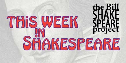 This Week in Shakespeare, a Shakespeare news podcast from The Bill / Shakespeare Project