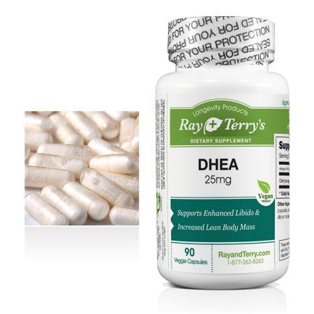 DHEA 25mg
