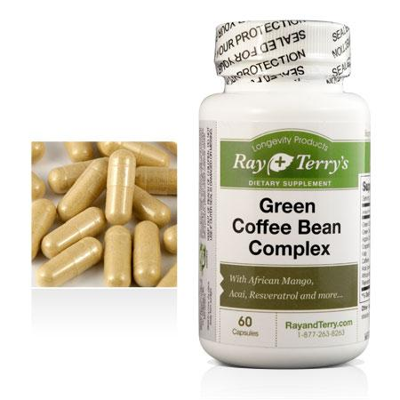 Green-Coffee-Complex Ray and Terry's